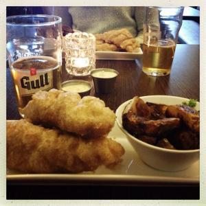 Icelandic Fish & Chips