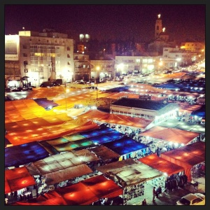 Amman Night Market