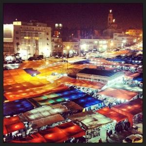 Amman Night Market