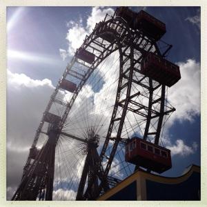 Ferris Wheel - The Prater