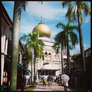 Masjid Sultan Mosque
