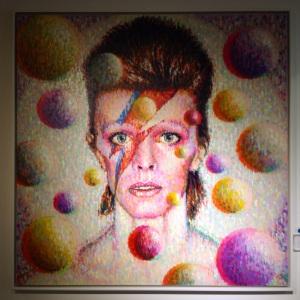 3D Bowie