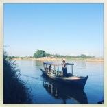 Boat to Inwa