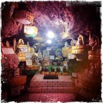 Shwe Oo Min Paya Caves