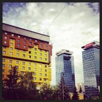 Holiday Inn & World Trade Towers