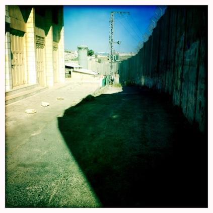 Israeli West Bank wall