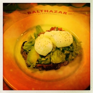 Balthazar Brunch