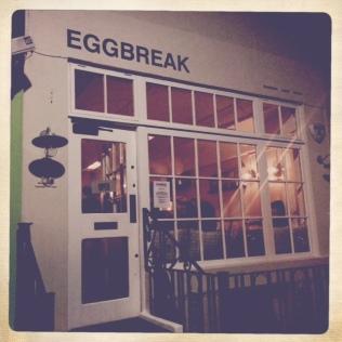 Egg Break Front