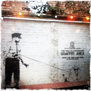 Cargo Banksy