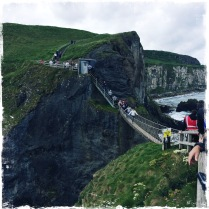 Carrick-A -Rede Rope Bridge
