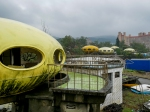 Abandoned UFO Resort Taiwan