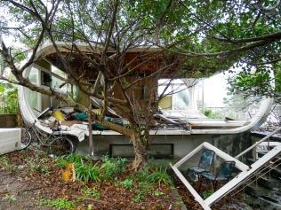 Abandoned UFO Resort Taiwan